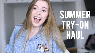 SUMMER TRY-ON HAUL!