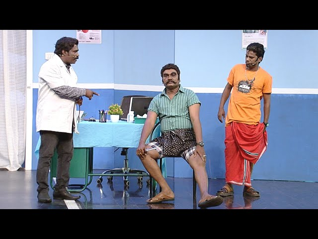 #ThakarppanComedy I Thavidupodi Madhavan's shocking medical test result!!!  I Mazhavil Manorama