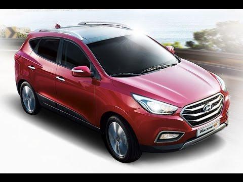 тест драйв Hyundai ix35 обзор