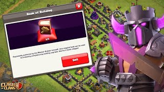 FINALLY USING MY BOOK OF BUILDING!  TH11 Let's Play | Clash of Clans