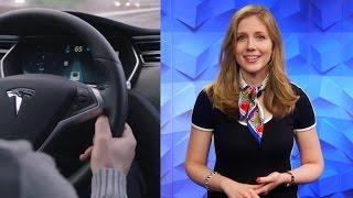 Tesla Autopilot update wants your hands on the wheel (CNET Update)