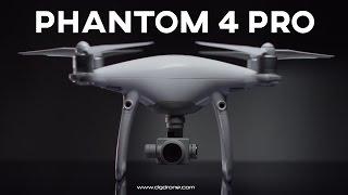 Phantom 4 Pro. La sorpresa inesperada.