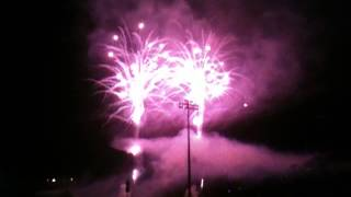Birmingham Barons 4th of July Fireworks 2012