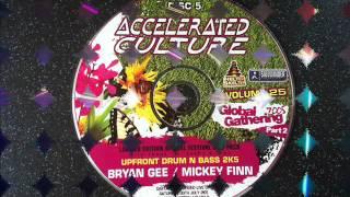 Bryan G + MC's Dett, Bassman & Eksman @ Global Gathering 2005