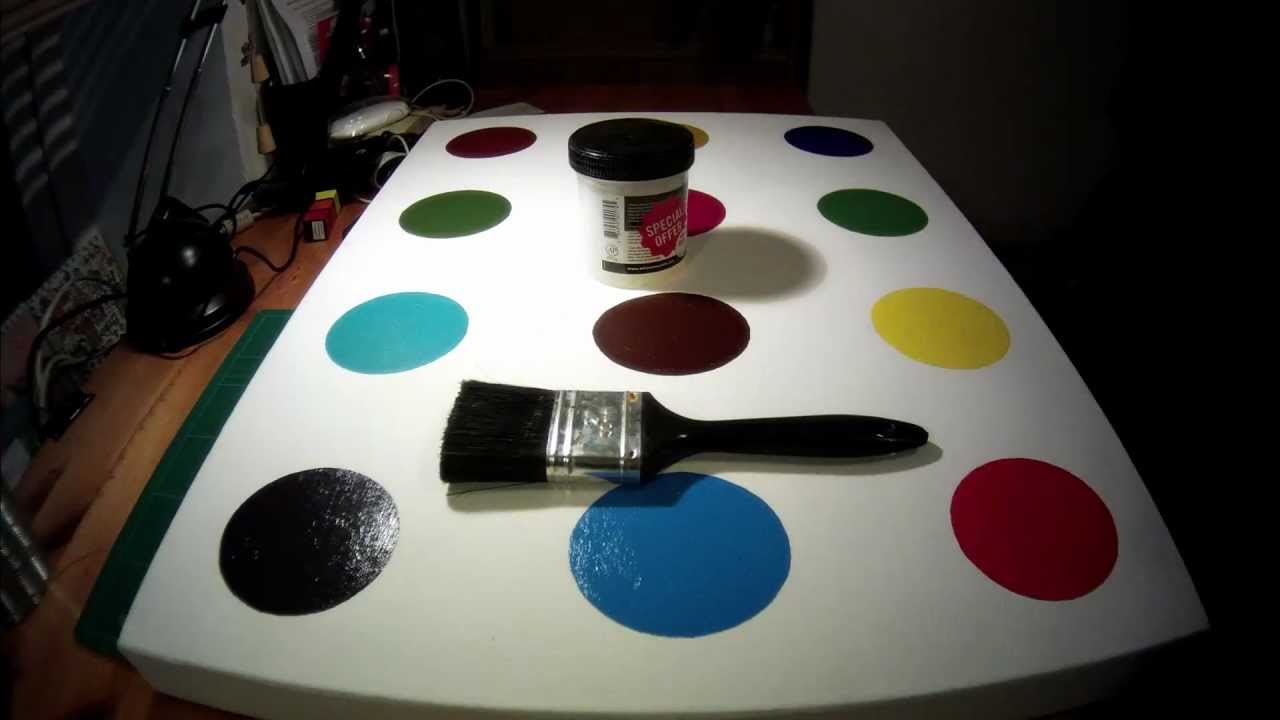 Paint Like Damien Hirst