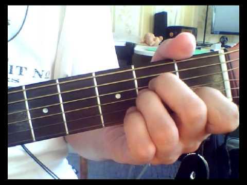 видео: Кино и Виктор Цой - Кукушка. Аккорды на гитаре (видео)