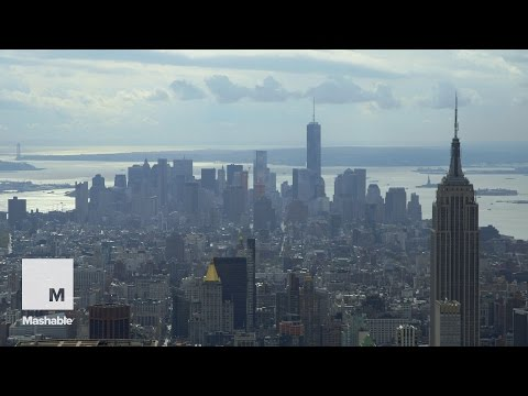 $95 Million View: Inside NYC's Tallest Apartment | Mashable