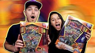 TWEE GROTE MEGA EX BOXEN!! - Pokemon Pack Opening #12
