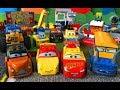 Тачки 3 Лего Мультики про Машинки Молния Маквин Мисс Крошка Крус Рамирес Cars 3 Lego