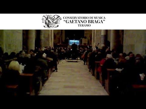 Conservatorio Braga Teramo - F. B. Mendelssohn, Ouverture Ebridi