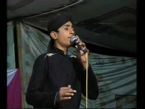 Aaya Kamli Wala Most Beautful NAAT BY IKRAM RAZA QADRI