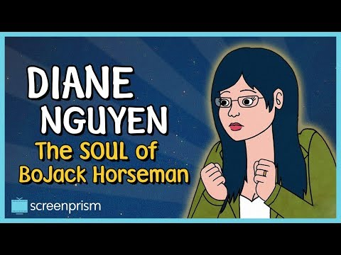 Diane Nguyen, the Soul of BoJack Horseman