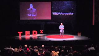 Creating the future: why wait? | Chris McKinney | TEDxAugusta