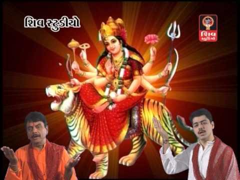 Amba Aavo Ne Ramva - Hemant Chauhan - Maa No Garbo- SuperHit Gujarati Garba - Audio Juke Box