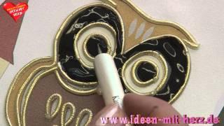 Ideen mit Herz - Kerzengestaltung mit dem Wachsdesign-Pen