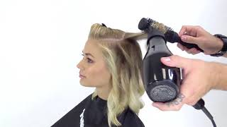 Style Menu | Boho Chic Blowout How-To (Blow-Dry Series)