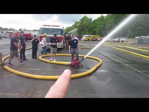 Part 2 - LDH Relay Pumping Drill - Shelby County, Alabama - May 2017
