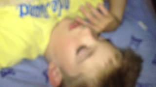 Loudest snore for a seven year old boy