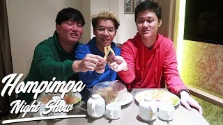 Download Video COBAIN MAKANAN HOTEL BINTANG 4 - Hompimpa Night Show #MakanBwang MP3 3GP MP4