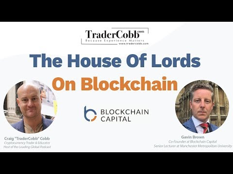 The House Of Lords On Blockchain