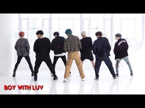 BTS RANDOM PLAY DANCE mirrored