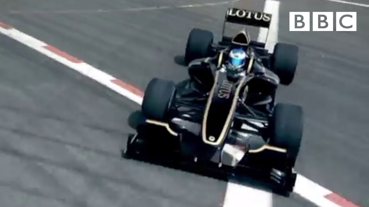Lotus T125 lesson with Jean Alesi - Top Gear - Series 17 - Episode ...