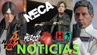 HABI NOTICIAS!! Neca, Hot Toys, Marvel Legends, Mezco y Mas!!