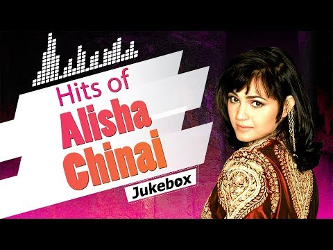 Hits of Alisha Chinai HD  Popular Bollywood Hindi Songs  Top 20 Alisha Chinai Songs
