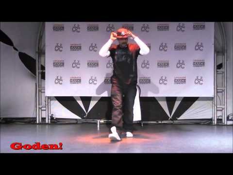 """MR WIGGLES SOLO MOSCOW 2012 """"Upgrade Dance Camp"""""""