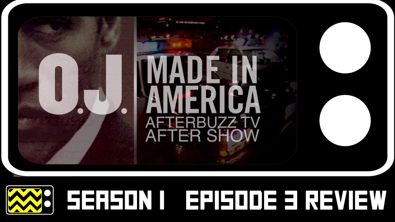 Download O.J. Made In America Season 1 Episodes 2 & 3 Review & After Show   AfterBuzz TV