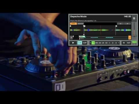 TRAKTOR KONTROL S2: Ean Golden Depeche Mode Live Remix | Native Instruments