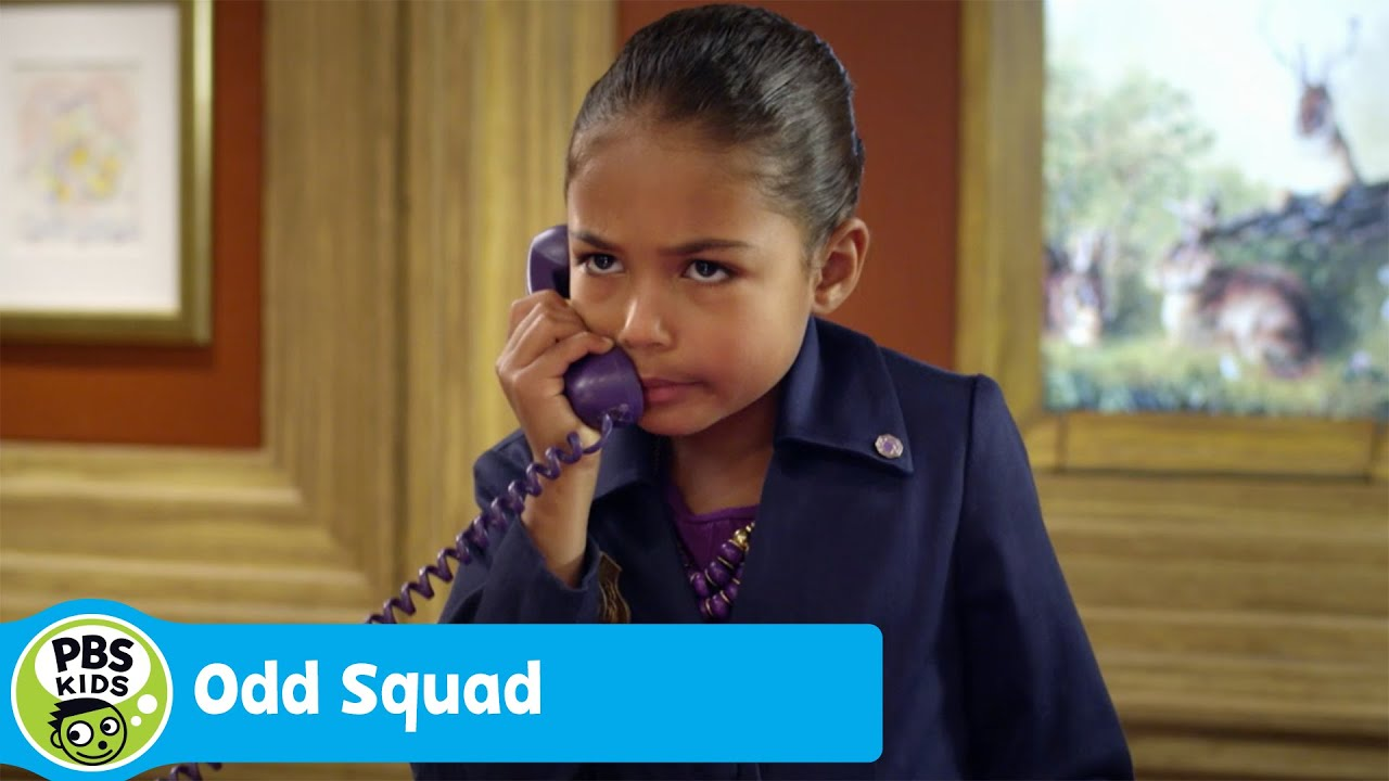 ODD SQUAD | Agent Todd is Back | PBS KIDS - YouTube