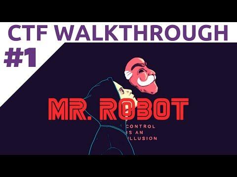 Mr. Robot CTF Hacking Walkthrough - Part 1