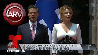 Detalles del divorcio de Angélica Rivera y Peña Nieto | Al Rojo Vivo | Telemundo