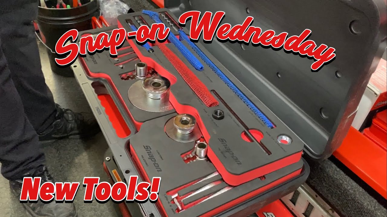 New Snap On Puller Set And More