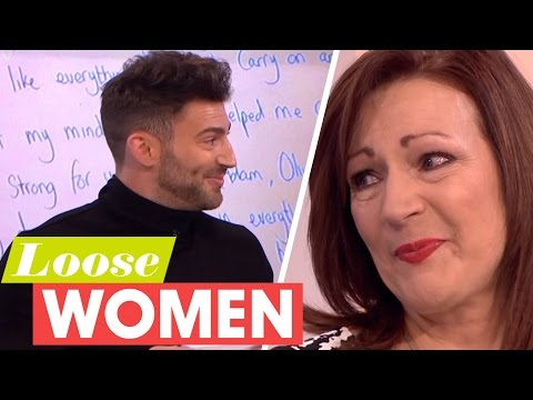 Jake Quickenden Says an Emotional Thank You to His Mum | Loose Women