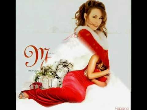 All I Want For Christmas Is You Instrumental + Lyrics.wmv - YouTube