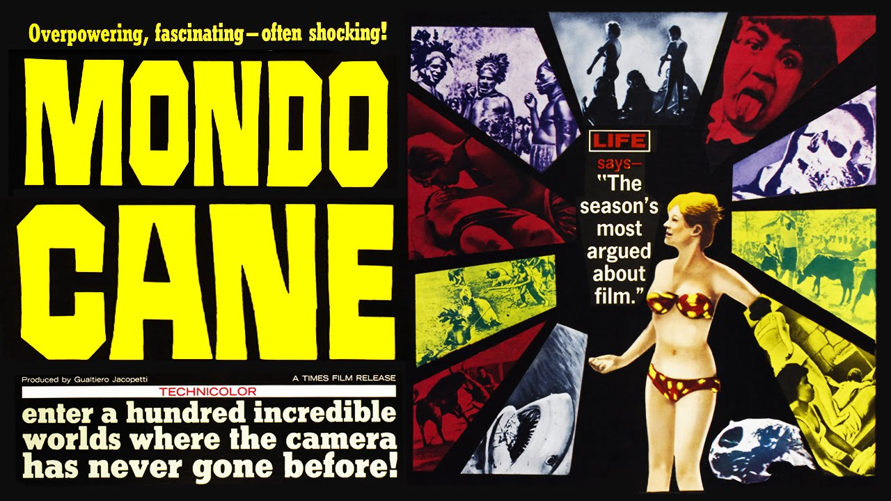 Mondo Cane (1962) Trailer - Color / 2:30 mins