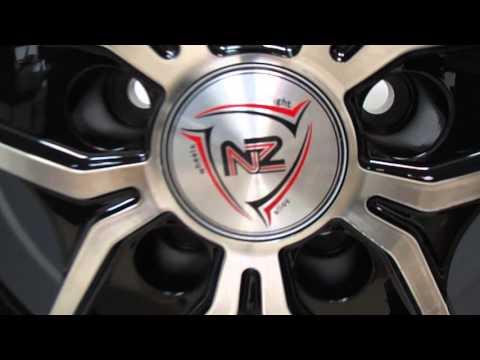 Диски NZ на Opel, Chevrolet и др. /// обзор