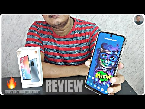 Redmi note 9 pro review  after Using 17 Days  (Gold)