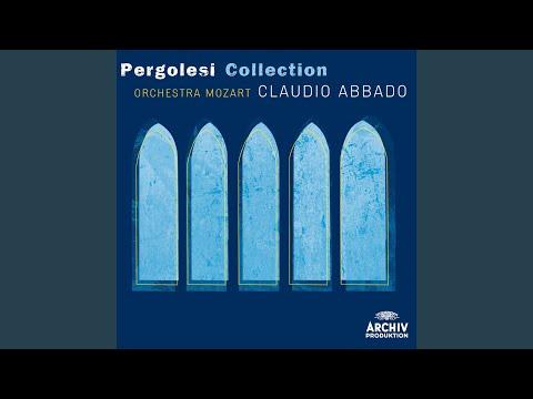 Pergolesi: Confitebor tibi Domine - Confessio et magnificentia opus ejus