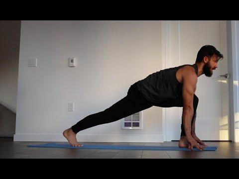 Hatha Yoga For Hips and Hamstrings!