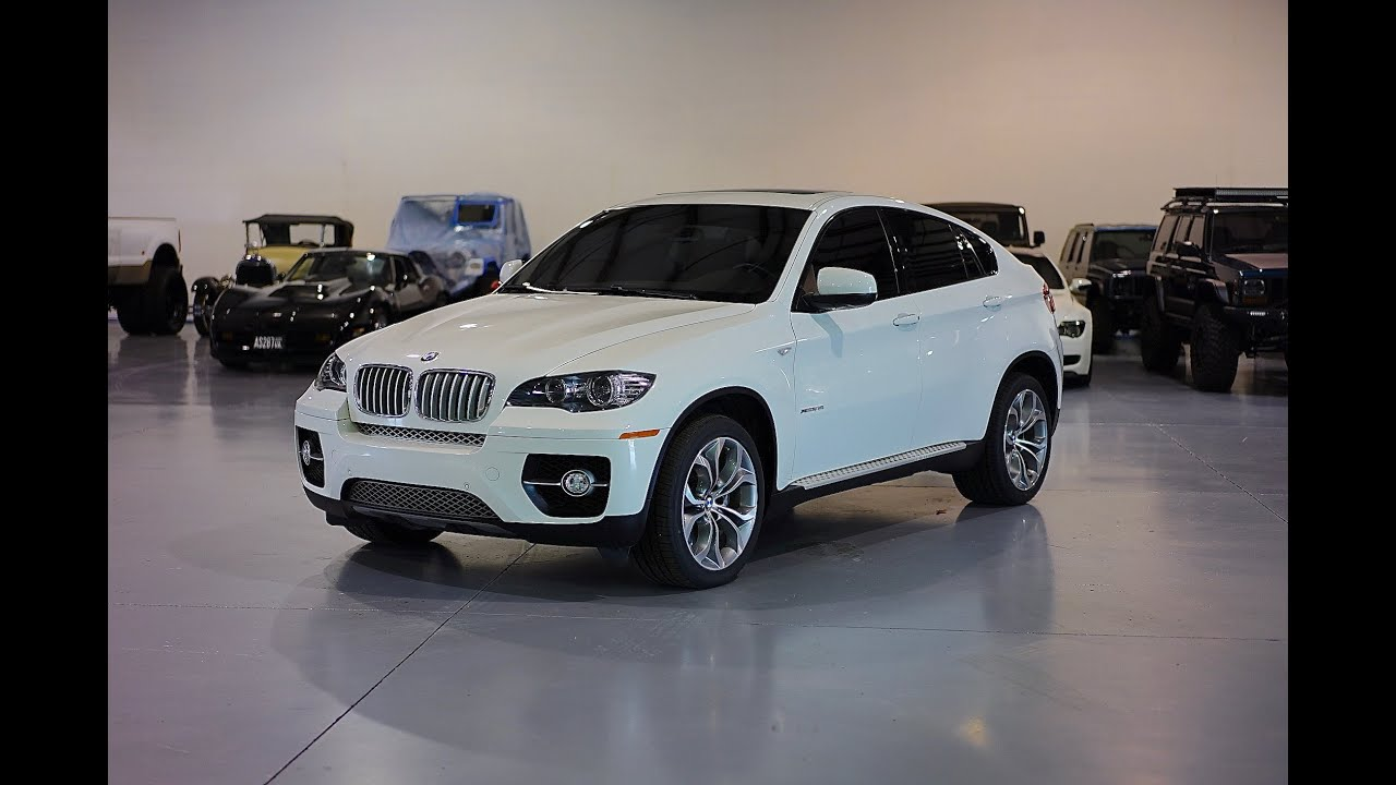 Davis Autosports 2012 Bmw X6 Xdrive Twin Turbo Sport Package For