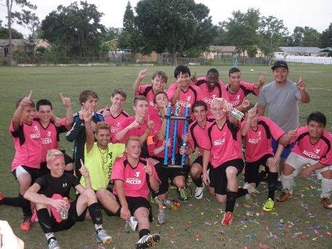 2014 Spring Soccer Blanchard Park YMCA 8-10 Boys (Coach Hugo)
