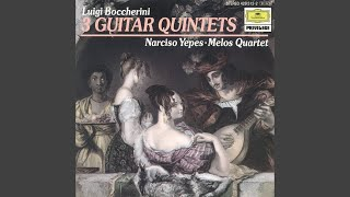 "Boccherini: Quintet No.9 for Guitar and Strings in C, G.453 -""La ritirata di Madrid"" - 1...."