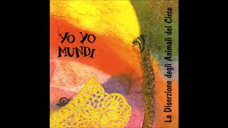 Yo Yo Mundi - Sitting in Silence featuring Gordon Gano (official audio)