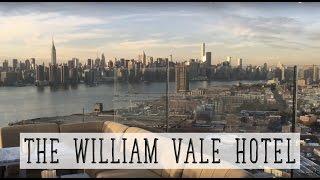 HOTEL EM WILLIAMSBURG? THE WILLIAM VALE HOTEL É UMA ÓTIMA OPÇÃO I NY