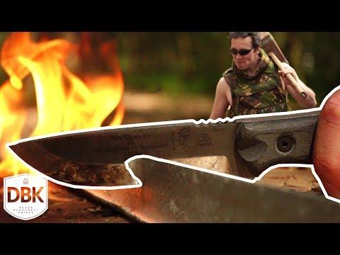 The Ultimate Fire Knife | Tops B.O.B. BEAST