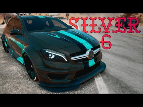 Need for Speed Payback | Pilotos Errantes | Banda: Silver Six (Carrera)