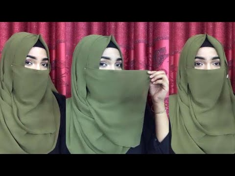 Most Requested Eating Friendly Hijab & Niqab Tutorial Ft. OHG || হিজাব ও নিকাব পরেও যেভাবে খাবেন ।।